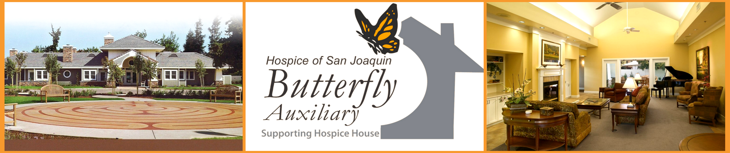 Butterfly Auxiliary Banner