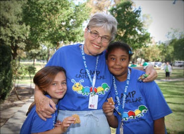 Camp Caterpillar Volunteer