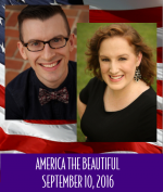 America the Beautiful: Scott & Sarah Whittemore </br> September 10, 2016