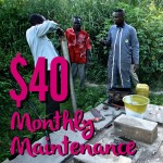 Preventative Maintenance - Monthly Pump Sponsorship