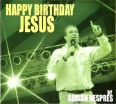 Happy Birthday Jesus CD