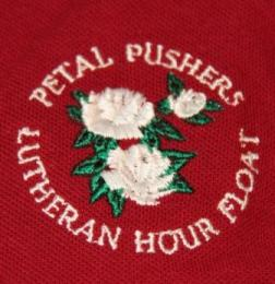 Embroidered Logo