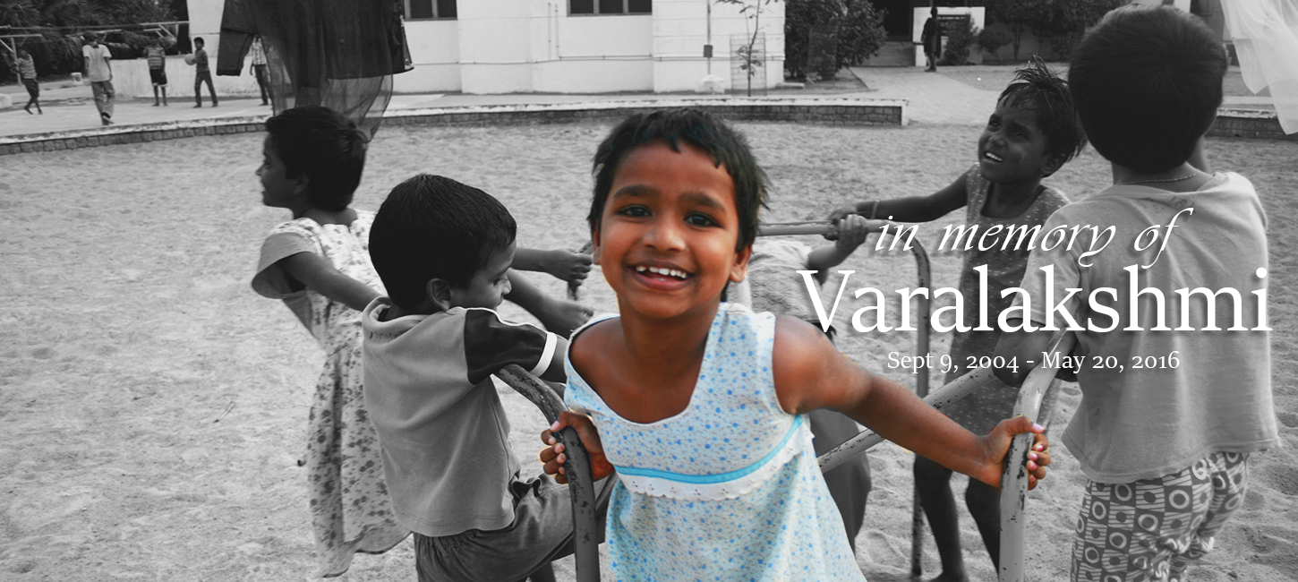In Memory of Varalakshmi