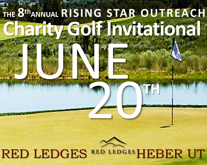 The 8th Annual Rising Star Outreach Golf Invitational