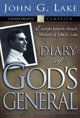 Diary Of God`s General