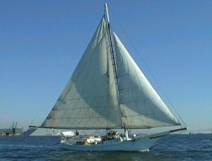 Sigsbee Downrigging Sails-Oct 27, 2017-3:00pm