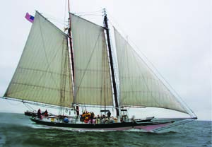 Lady Maryland Downrigging Sails-Oct. 27, 2017-3:00PM