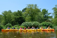 Kayak Camp, August 13-17, 2018, Registration & Deposit
