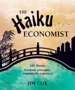 The Haiku Economist: Poetry about economics?!? You'll be surprised -- and delighted! The author of the Concise Guide to Economics becomes even more concise in this book of haiku filled with insights about free-market economics.  Left and right, yin and yang, East and West, all meet in this charming and utterly unique volume. A great conversation starter -- and makes a great gift!