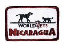World Vets-Nicaragua Patch (Rectangle)